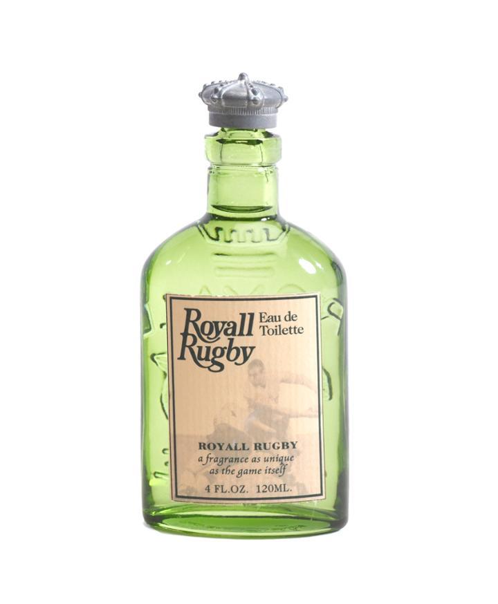 Brooks Brothers Men's Royall Rugby Eau De Toilette 4 Oz