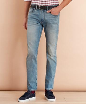 Brooks Brothers 116 Slim Stretch Jeans