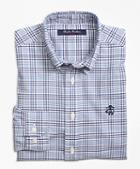 Brooks Brothers Supima Cotton Oxford Check Sport Shirt