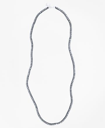 Brooks Brothers Women's Small Box Chain Necklace
