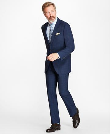 Brooks Brothers Madison Fit Brookscool Check Suit