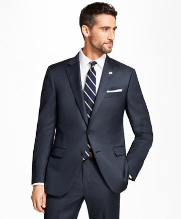 Brooks Brothers Madison Fit Tic 1818 Suit