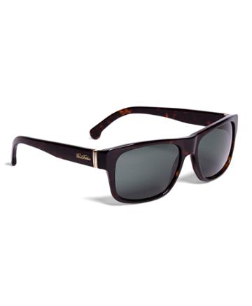 Brooks Brothers Men's Brooks Brothers Plastic Square Framed Sunglasses