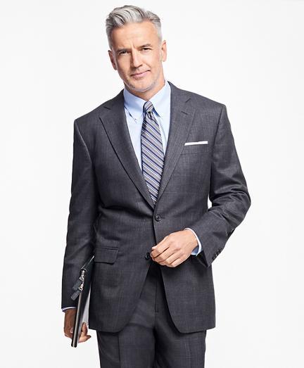 Brooks Brothers Golden Fleece Madison Fit Plaid Suit