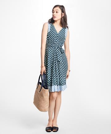 Brooks Brothers Women's Ikat Dress