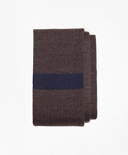 Brooks Brothers Color-block Knit Tie