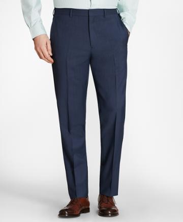 Brooks Brothers Men's Regent Fit Hairline Stripe Trousers
