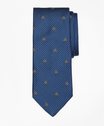 Brooks Brothers Golden Fleece Houndscheck Tie