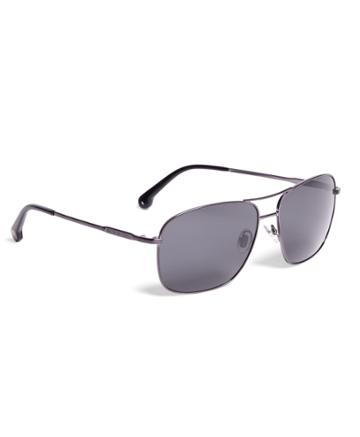 Brooks Brothers Men's Brooks Brothers Metal Pilot Sunglasses