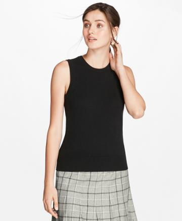 Brooks Brothers Women's Cashmere Shell