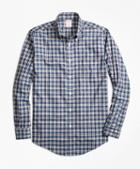 Brooks Brothers Non-iron Madison Fit Multi-check Sport Shirt