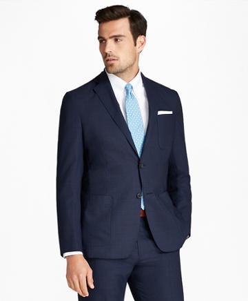 Brooks Brothers Regent Fit Brookscloud Textured 1818 Suit