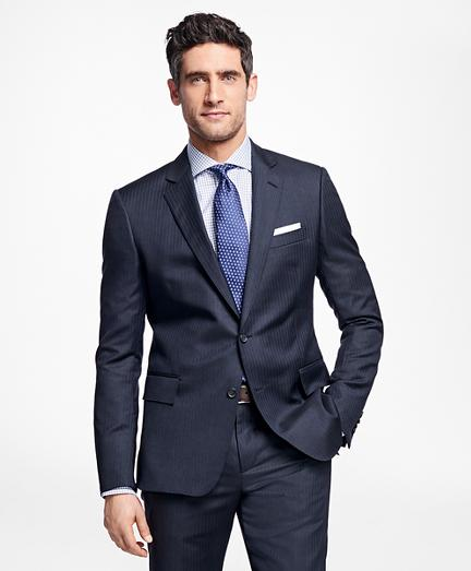 Brooks Brothers Regent Fit Multi-stripe 1818 Suit