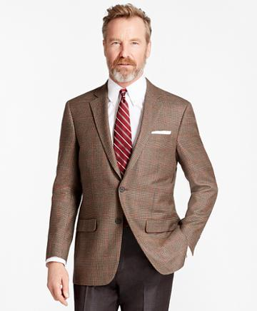Brooks Brothers Madison Fit Multi-houndscheck Sport Coat