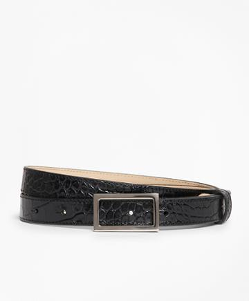 Brooks Brothers Skinny Belt