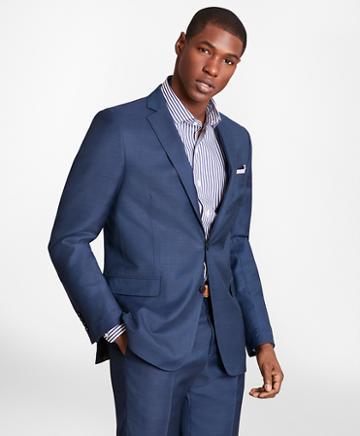 Brooks Brothers Brooksgate Regent-fit Wool Twill Suit Jacket
