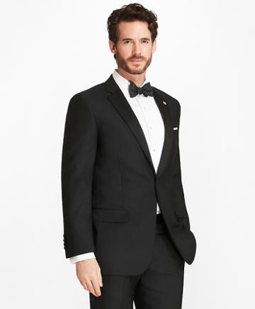 Brooks Brothers Madison Fit One-button 1818 Tuxedo