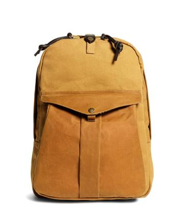 Brooks Brothers Men's Exclusive For Brooks Brothers Filson Twill Backpack