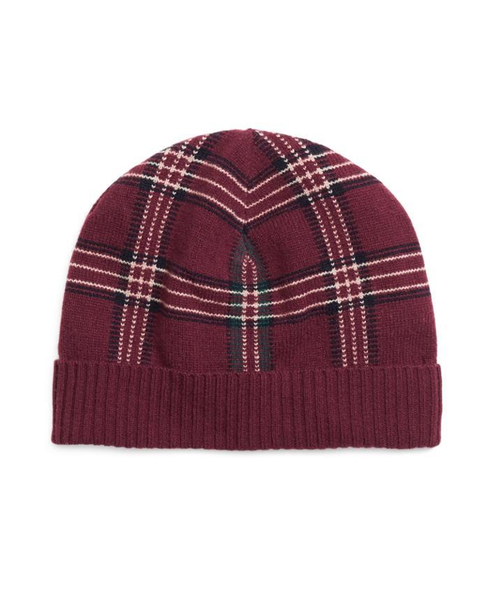 Brooks Brothers Men's Signature Tartan Hat