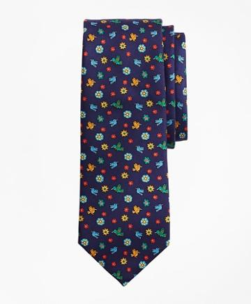Brooks Brothers Hummingbird Collection For St. Jude-tie
