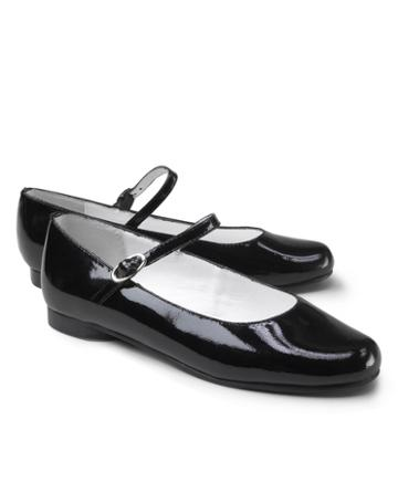 Brooks Brothers Patent Leather Mary Janes