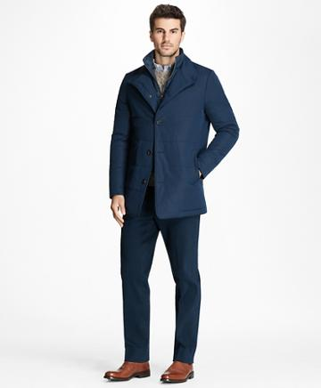 Brooks Brothers Puffer Coat