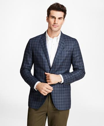 Brooks Brothers Milano Fit Check With Deco Sport Coat