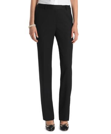 Brooks Brothers Women's Wool Stretch Caroline Fit Pants