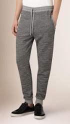 Burberry Brit Cotton Sweat Pants