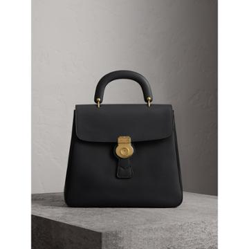 Burberry Burberry The Large Dk88 Top Handle Bag, Black