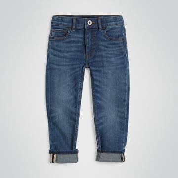 Burberry Burberry Childrens Skinny Fit Stretch Jeans, Size: 8y