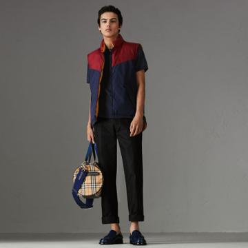 Burberry Burberry Painted Button Cotton Piqu Polo Shirt, Size: Xxxl