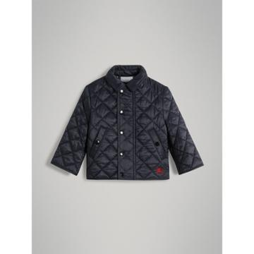 Burberry Burberry Lightweight Diamond Quilted Jacket, Size: 6m