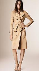 Burberry The Sandringham -extra Long Heritage Trench Coat