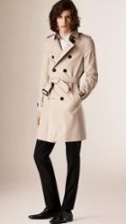 Burberry The Chelsea Long Heritage Trench Coat