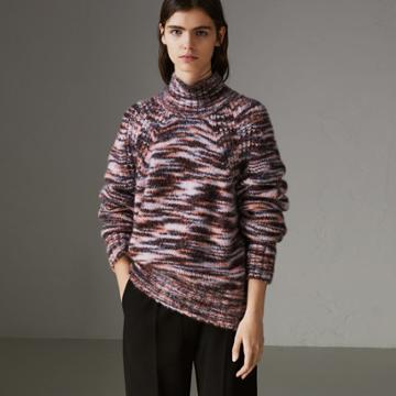 Burberry Burberry Cashmere Silk Moulin Sweater