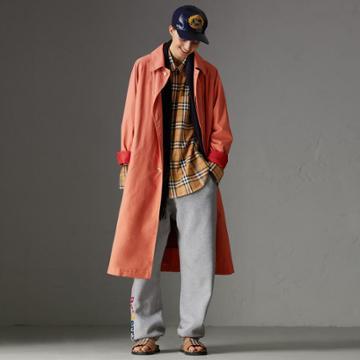 Burberry Burberry Rainbow Vintage Check Cotton Shirt, Size: Xl