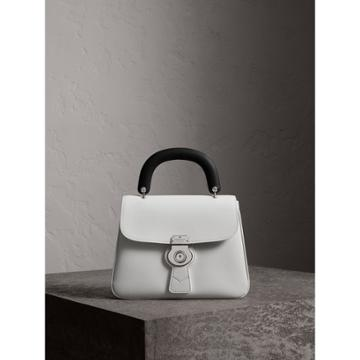 Burberry Burberry The Medium Dk88 Top Handle Bag, White