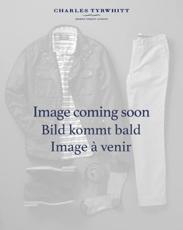 Charles Tyrwhitt Classic Fit Non Iron Gingham Pink Cotton Dress Shirt Single Cuff Size 15.5/35 By Charles Tyrwhitt