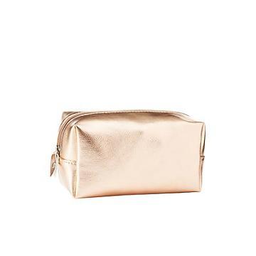 Charlotte Russe Metallic Make-up Bag