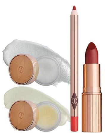 Charlotte Tilbury Prep, Prime, Colour & Kiss Kit So Marilyn