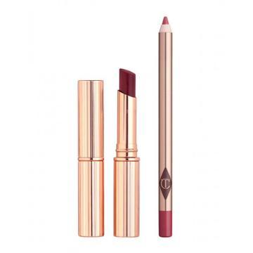 Charlotte Tilbury Luscious Lip Slick Confident Lips
