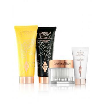 Charlotte Tilbury Daily Glowing Goddess Ritual Skincare Kits