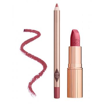 Charlotte Tilbury Luscious Lip Slick Secret Salma