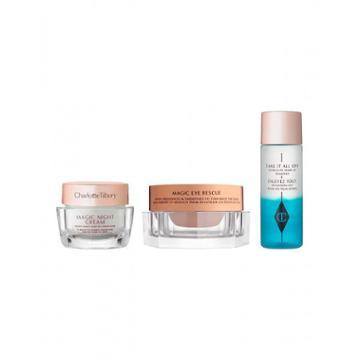 Charlotte Tilbury The Night-time Routine Skincare Kits