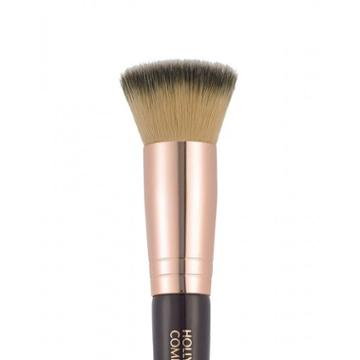 Charlotte Tilbury Hollywood Complexion Brush Rose Gold & Night Crimson