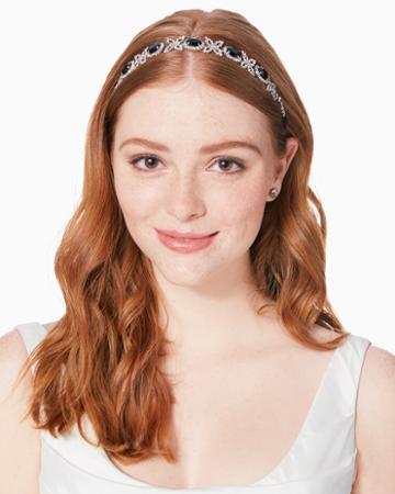 Charming Charlie Harper Rhinestone Headband