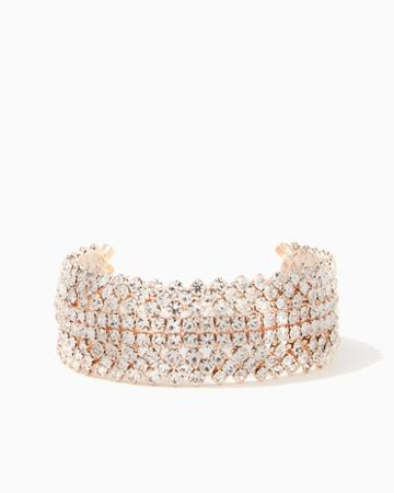 Charming Charlie Diana Pav Bracelet