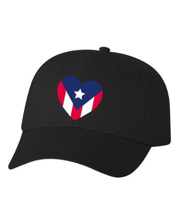 Charming Charlie Puerto Rico Strong Baseball Cap