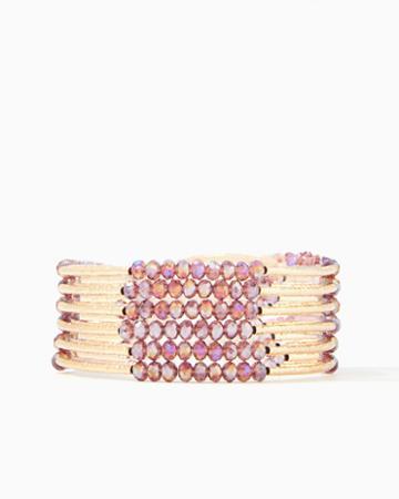 Charming Charlie Arora Borealis Wrap Bracelet
